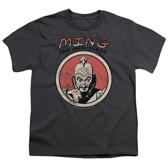 Flash Gordon Ming Short Sleeve Youth T-Shirt