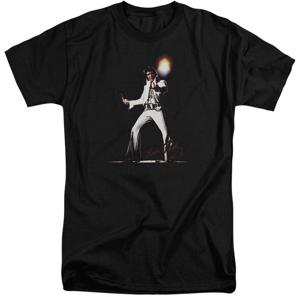 Elvis Glorious Short Sleeve Adult Tall T-Shirt