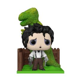 Funko Pop!: Movies: Edward Scissorhands - Edward and Dino Hedge Deluxe