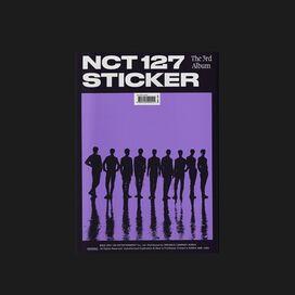Nct 127 - The 3rd Album Sticker (Sticker Version)
