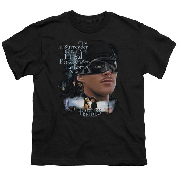 Princess Bride Surrender Short Sleeve Youth T-Shirt