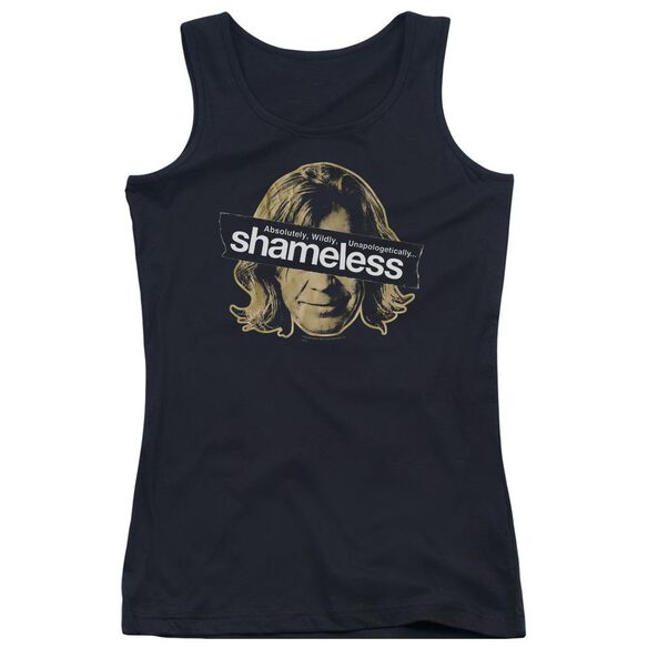 Shameless Frank Cover Up Juniors Tank Top