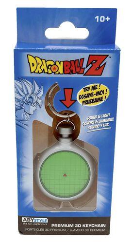 Dragon Ball Z - Radar Replica Keychain