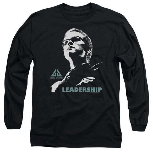 Eureka Leadership Poster Long Sleeve Adult T-Shirt