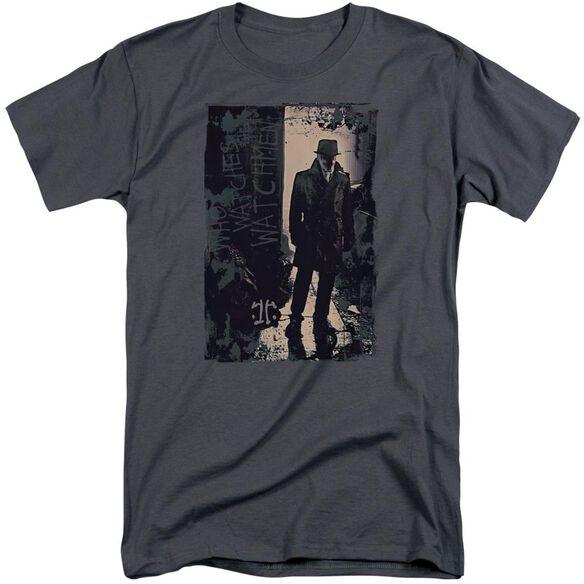 Watchmen Light Short Sleeve Adult Tall T-Shirt