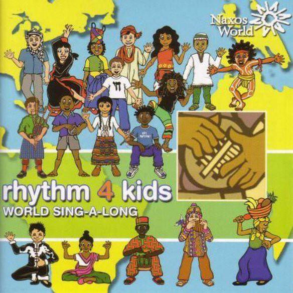 Rhythm 4 Kids: World Sing A Long / Various