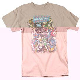 JLA MOST IMPORTANT MAN - S/S ADULT 18/1 - SAND T-Shirt