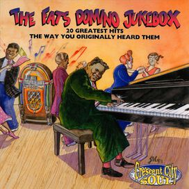 Fats Domino - Fats Domino Jukebox: 20 Greatest Hits the Way You Originally Heard Them