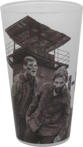 Walking Dead Scenes Pint Glass Set