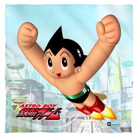 Astro Boy City Boy Bandana White