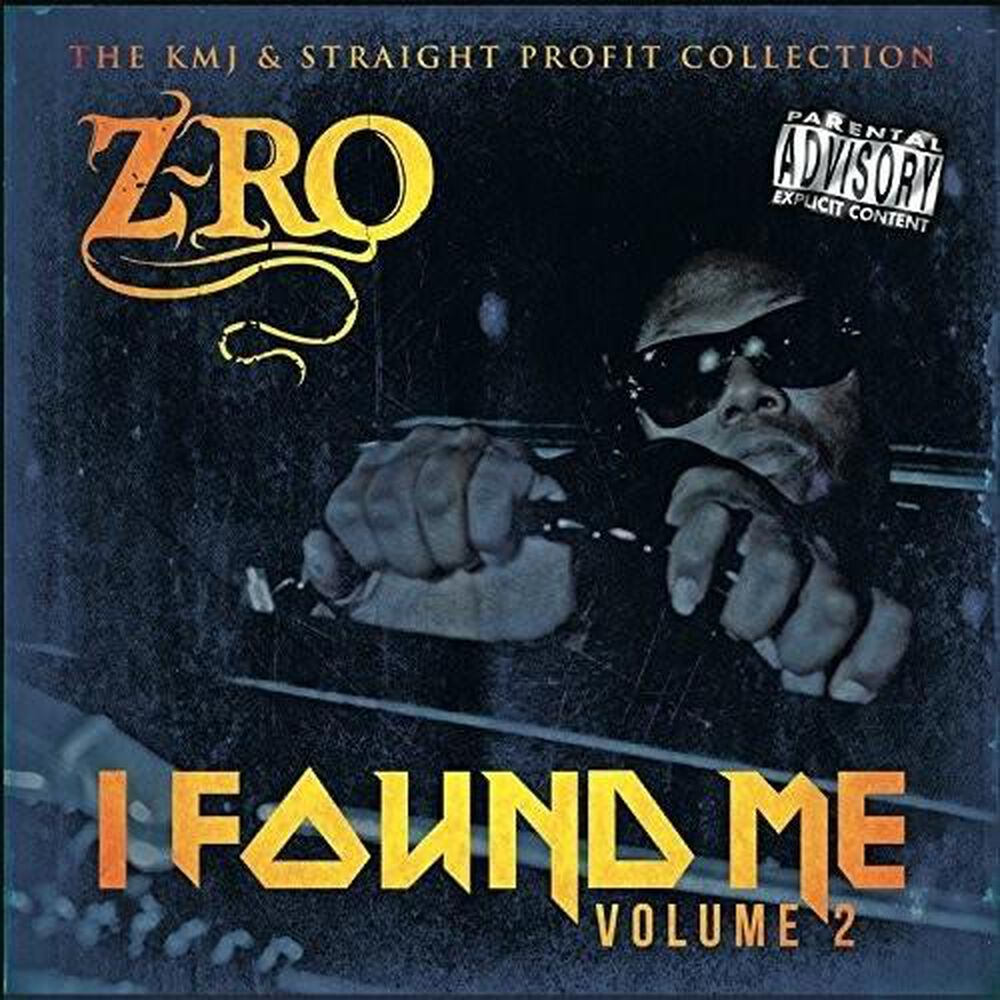 i found me vol 2 by z ro new on cd fye