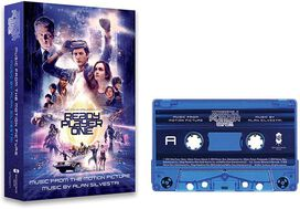 Alan Silvestri - Ready Player One: Original Motion Picture Soundtrack [Exclusive Cassette]