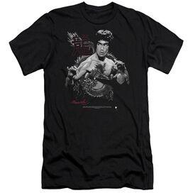 Bruce Lee The Dragon Premuim Canvas Adult Slim Fit