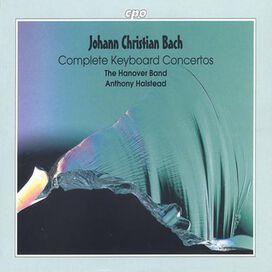 Anthony Halstead - J.C. Bach: Complete Keyboard Concertos (Box Set)