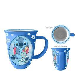 Stitch Wide Rim Mug