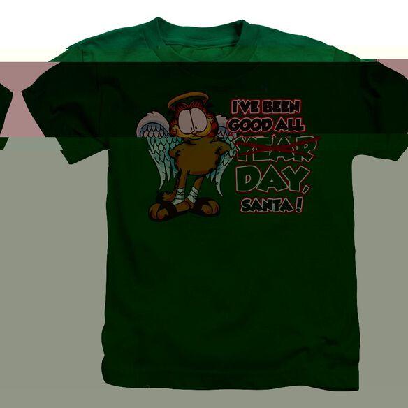GARFIELD IVE BEEN GOOD-S/S JUVENILE T-Shirt