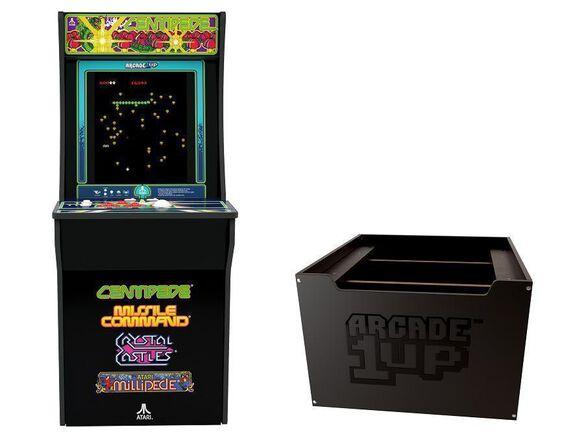 Arcade 1Up: Centipede & Riser Online Only Bundle