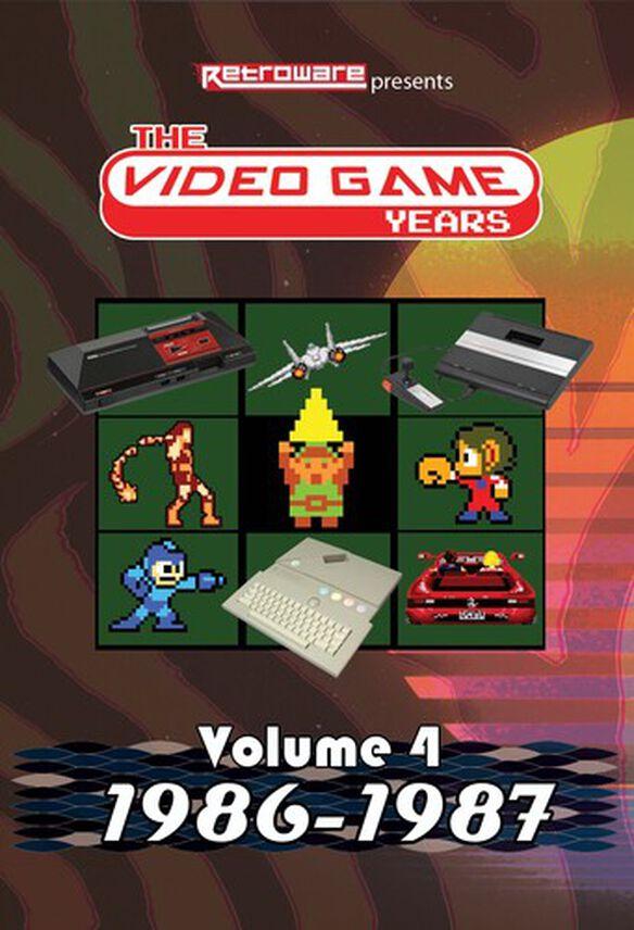 Video Game Years Volume 4 (1986-1987)
