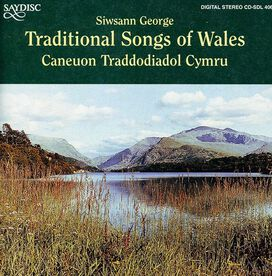 Traditional Songs of Wales/ Various - Traditional Songs of Wales