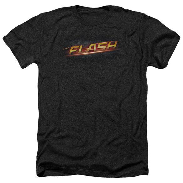The Flash Logo Adult Heather