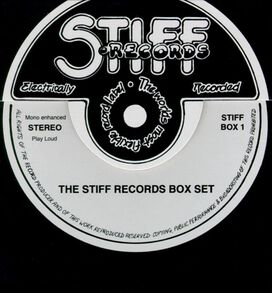 Various Artists - Stiff Records Box Set