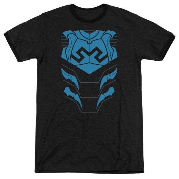 Jla Blue Beetle Adult Heather Ringer