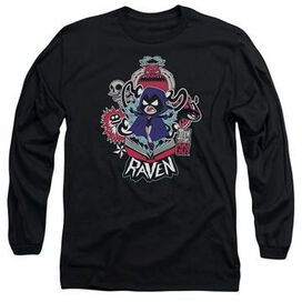 Teen Titans Go Raven Long Sleeve T-Shirt