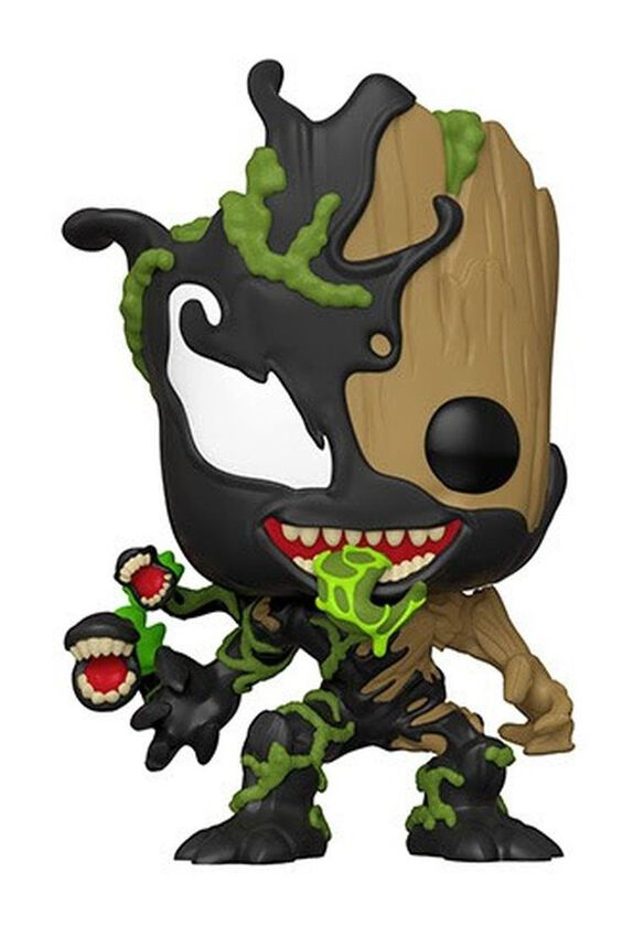 Funko Pop!: Venomized Groot [10-inch] [Spider-Man Maximum Venom]