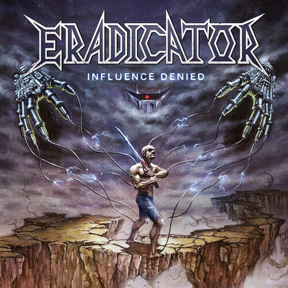 Eradicator - Influence Denied (Transparent Purple Vinyl)