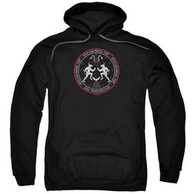 American Horror Story Coven Minotaur Sigil Adult Pull Over Hoodie