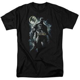 Batman The Knight Short Sleeve Adult T-Shirt
