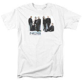 NCIS WHITE ROOM - S/S ADULT 18/1 - WHITE T-Shirt