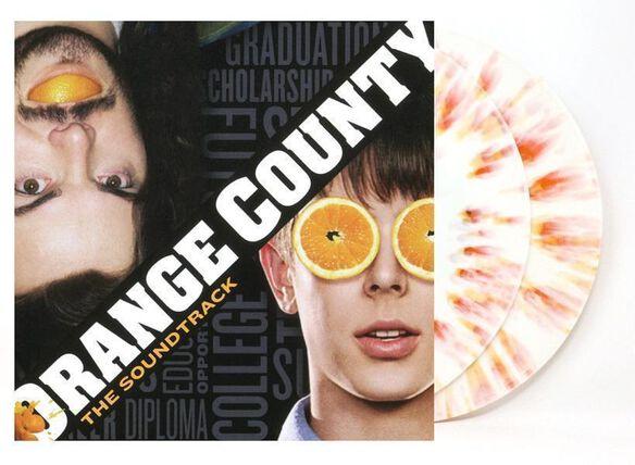Various Artists - Orange Country Soundtrack [Exclusive White w/ Orange Splatter Vinyl]