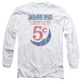 Moon Pie Lunch Munch Long Sleeve Adult T-Shirt