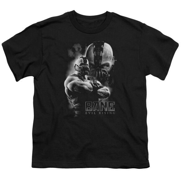 Dark Knight Rises Evil Rising Short Sleeve Youth T-Shirt