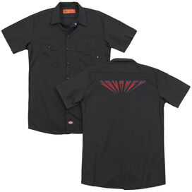 Journey Perspective Logo(Back Print) Adult Work Shirt