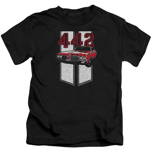 Oldsmobile 442 Short Sleeve Juvenile T-Shirt
