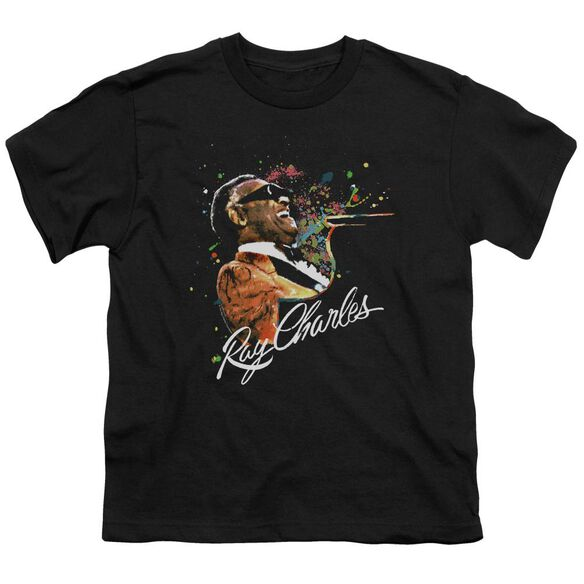 Ray Charles Soul Short Sleeve Youth T-Shirt