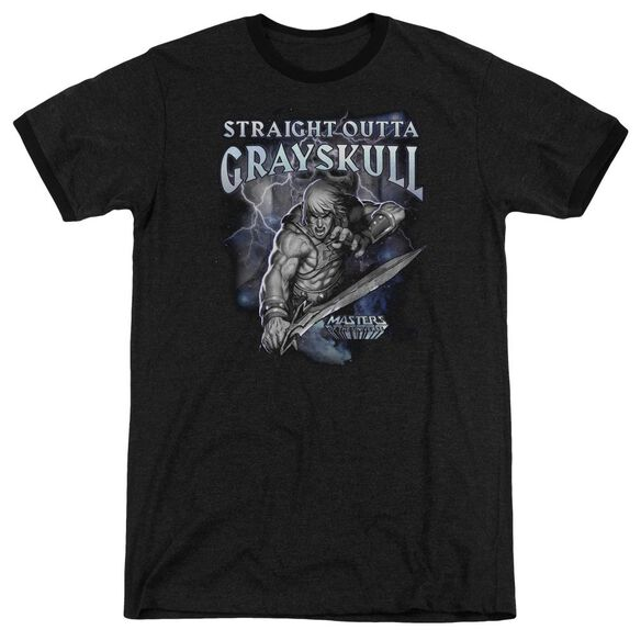 Masters Of The Universe Straight Outta Grayskull Adult Heather Ringer