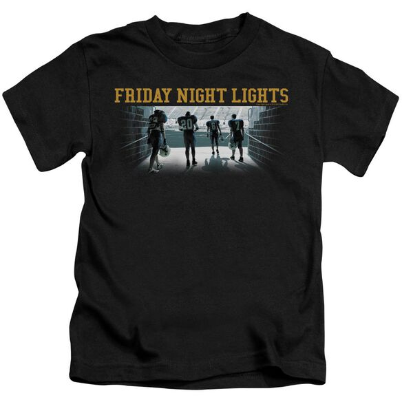 Friday Night Lights Game Time Short Sleeve Juvenile Black Md T-Shirt
