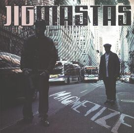 Jigmastas - Magnetize