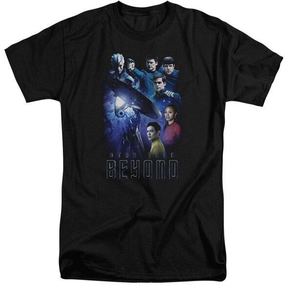 Star Trek Beyond Beyond Cast Short Sleeve Adult Tall T-Shirt