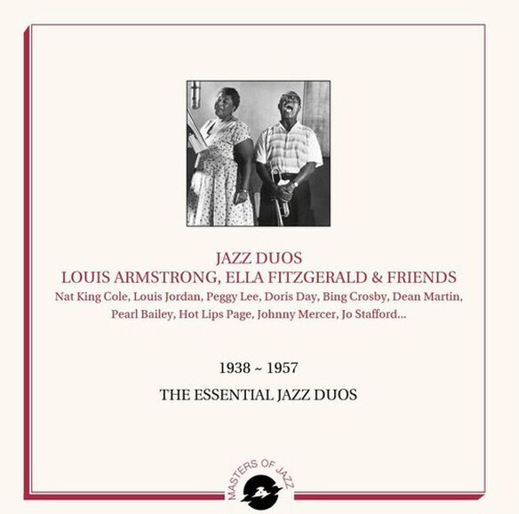 Various Artists - Jazz Duos: 1938-1957 Essential Works / Various