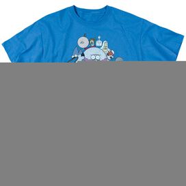 REGULAR SHOW SURROUNDING BENSON-S/S T-Shirt