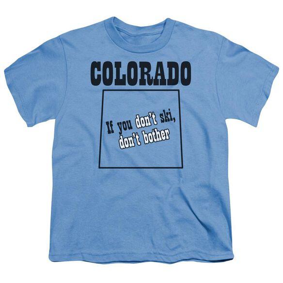 Colorado Short Sleeve Youth Carolina T-Shirt