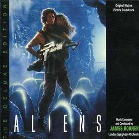 James Horner - Aliens [Original Motion Picture Soundtrack]