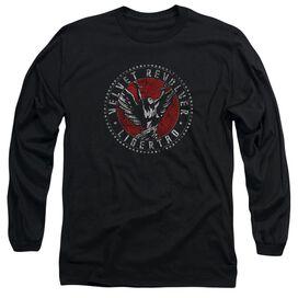 Velvet Revolver Circle Logo Long Sleeve Adult T-Shirt