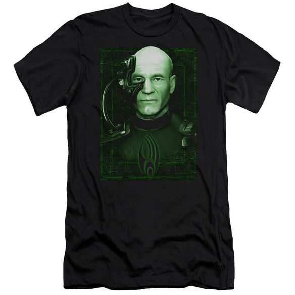 Star Trek Locutus Of Borg Hbo Short Sleeve Adult T-Shirt