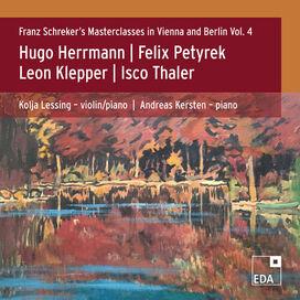 Herrmann/ Lessing/ Kersten - Franz Schreker 4