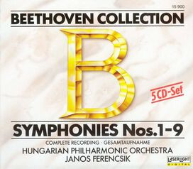 - Beethoven Collection: Symphonies Nos. 1-9, Complete Recording (Box Set)
